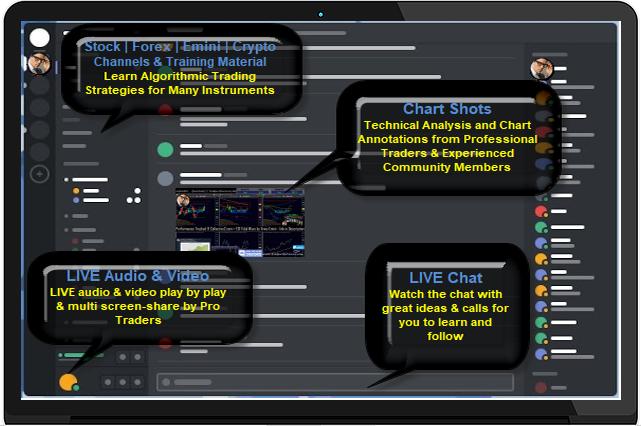 D I S C O R D™ Trade Room |Day Trading| E G I ™ Professional
